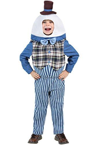 Fun Costumes Klassisches Humpty Dumpty Kleinkind-Kostüm - 12 / 18mo
