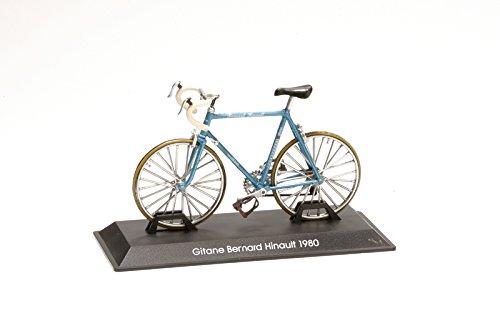 Miniatura Bicicletta Diecast. Gitane Bernard Hinault 1980-Scala 1/15bic027