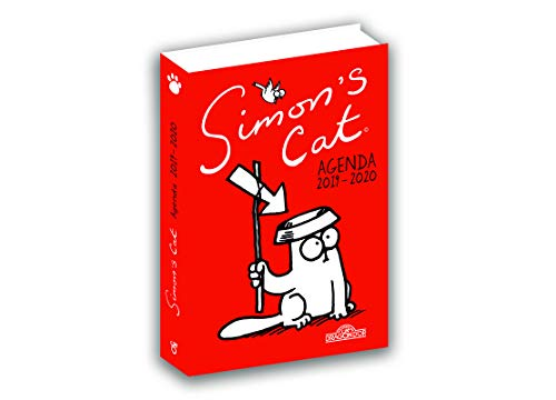 Agenda Simon's Cat 2019-2020