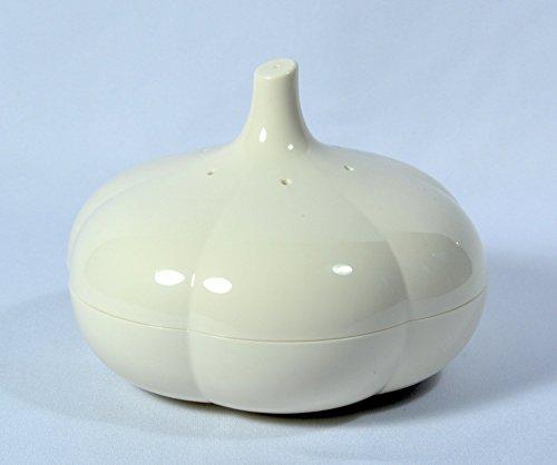 Tupperware Knoblauchhalter in Weiß Tupperware Cannister