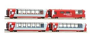 Kato - Tren para modelismo ferroviario N (658609-62)