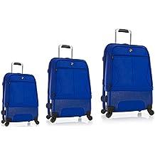 Equipaje, Maletas y Bolsas de Viaje - Premium Designer Ibrido Luggage Set 3 Piezas -