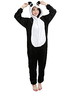 Pigiama Animale Cosplay Carnevale Animale Sleepwear Donna Costume Camicie da Notte-Très Chic Mailanda