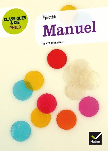 Manuel (Épictète) par Epictète