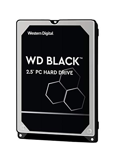 Western Digital WD10JPLX - 320GB 2.5 Inch internal hard drive, black - 320 Gb 2.5