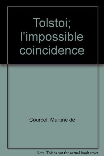 Tolstoï par Martine de Courcel