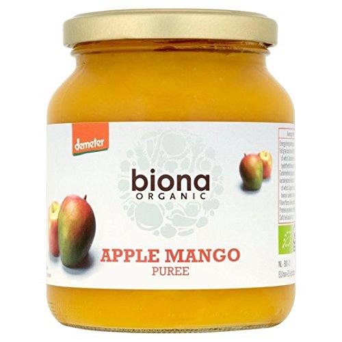 Biona organique pomme et mangue Purée 360g