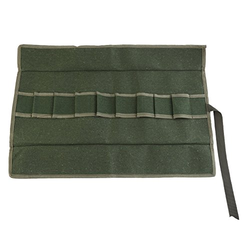 ge Tasche Tasche Behandelt Multifunktions Werkzeug Roll Tasche Mechanische Utility Tool Tragetasche (Nehmen Sie Ihre Canvas Taschen)