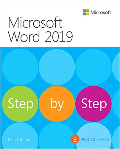 Microsoft Word 2019 Step by Step