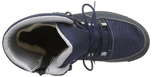 Ricosta Rax Jungen Kurzschaft Stiefel Blau (see/ozean 189)