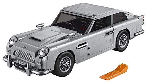 LEGO 10262 Creator Expert James Bond Aston Martin DB5 Building Kit, Multicolour
