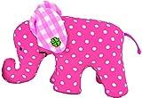 Käthe Kruse 78356 - Mini Elefant, pink