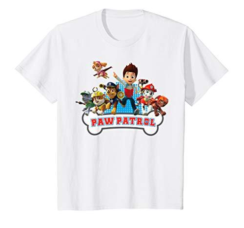 Kinder US Paw Patrol Patrol Group - Kid T-Shirt