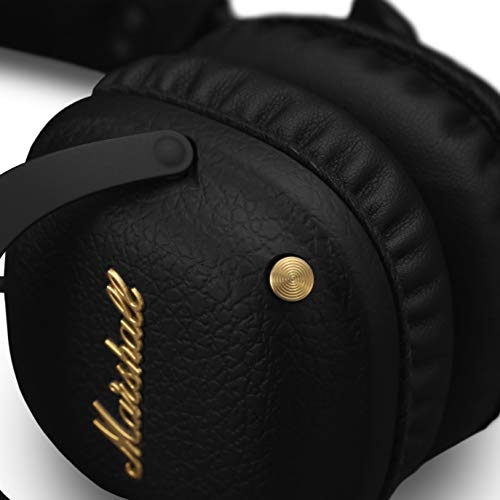 Marshall Mid ANC 04092138 Active Noise Cancelling On-Ear Wireless Bluetooth Headphone (Black) Image 6
