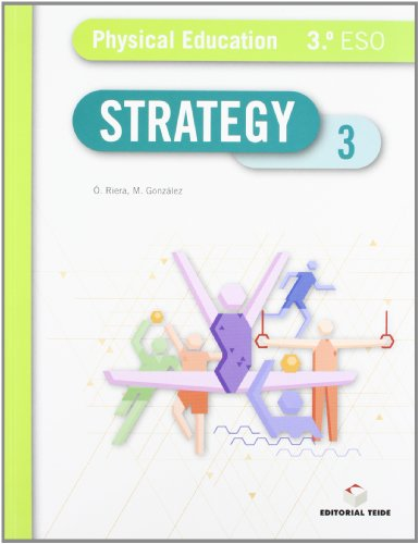 Strategy 3. Educación física 3º ESO - English - 9788430789528 por Romà Rahola Albiol