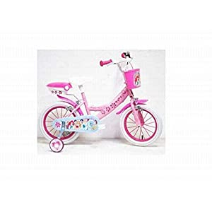 41qDnMM6rML. SS300 OEM SYSTEMS Bicicletta da Bambino Disney Princess 16