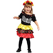 Boland 78112 – Disfraz para niños Pequeña Catrina ...