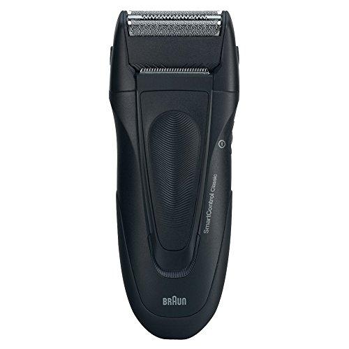 Braun SmartControl Elektrischer Rasierapparat BD5009, mit Etui, wasserfest, schwarz