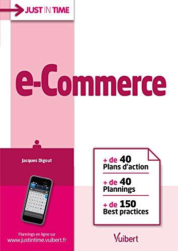 E-commerce: + de 40 plans d'action, + de 40 plannings, + de 150 best practices