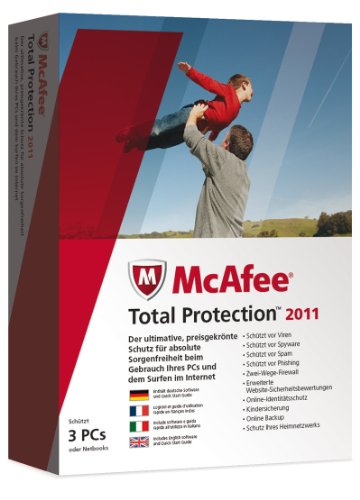 McAfee Total Protection 2011-3 User