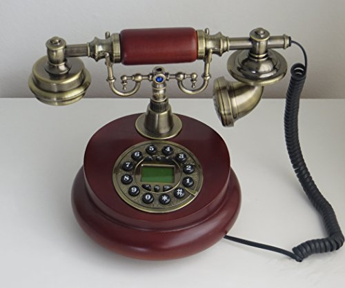 Antique Telephone Wooden vintage...