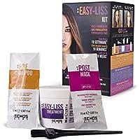 Echosline Easy-Liss Kit - Trattamento Lisciante e Anti-crespo