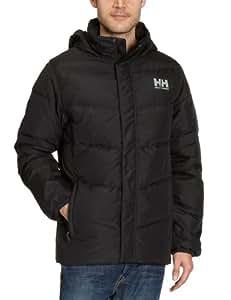 Helly Hansen Men's Dubliner Down Waterproof Jacket - Black, Large
