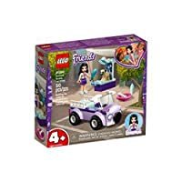 ‏‪LEGO Friends Emma's Mobile Vet Clinic 41360 Building Kit, 2019 (50 Pieces)‬‏