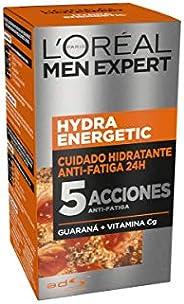 L'Oréal Paris Men Expert - 24H Hydra Energetic cuidado hidratante anti-fatiga, 5