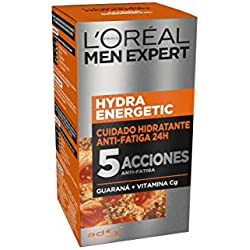L'Oréal Paris Men Expert Hydra Energetic Crema Hidratante Anti-Fatiga para hombre - 50 ml