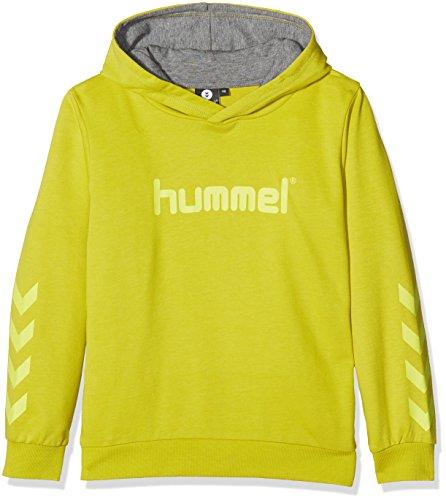 Hummel Jungen Kess Hoodie AW17 Sweatshirt, Citronella, 128