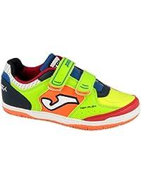 Joma Top Flex Jr, Zapatos de Futsal Unisex Niños