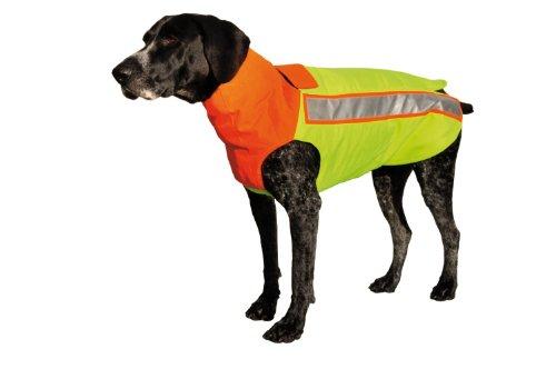 HUBERTUS Hunde Schutzweste mit Kevlar Gr. XS