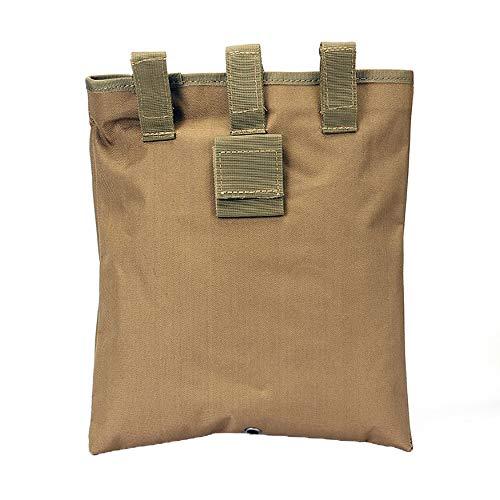 LIUYUNE,Taille Nylon wasserdichte Aufbewahrungstasche(color:Schlamm,size:Eine Größe) -