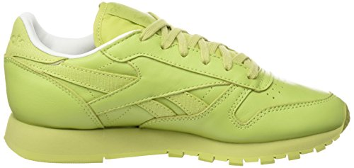 cheap for discount 081db 0c83c ... Reebok X Face Stockholm Classic Leather Spirit, Scarpe Low-Top Donna  Bianco (Authentic