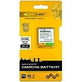 Philex CMB12004 Batterie type Canon NB4L pour appareil photo