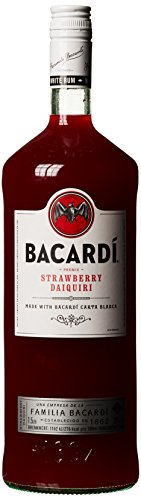 Bacardi Frozen Daiquiri Premix Erdbeere (1 x 1.5 l)