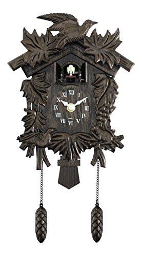 Acctim-Hamburg-Cuckoo-Pendulum-Wall-Clock