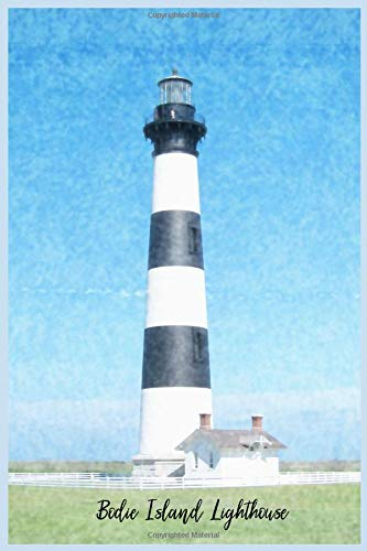 Bodie Island Lighthouse: A Journal for Writing