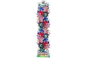Globo Toys Globo 37232 - Molinillo de Viento para Suelo de Verano, 25 cm, 8 Colores (104 Piezas)