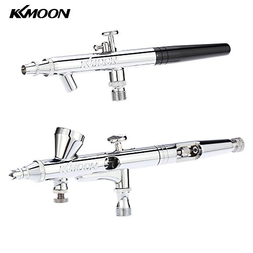 kkmoon-professional-2-airbrush-set-spraying-model-gravity-feedsuction-air-brush-kit-for-art-painting