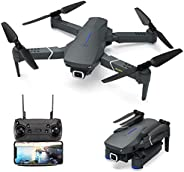 EACHINE E520 Drone with 4K Camera Live Video,WiFi FPV Drone for Adults with 4K HD 120° Wide Angle Camera 1200M