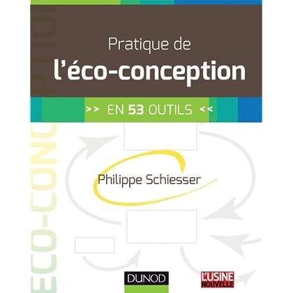 Pratique de l'éco-conception : en 53 outils (Hors Collection)