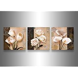 Imagen pared arte HD diseño de orquídeas
