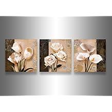 Imagen pared arte HD impresión lienzo aceite pintura, diseño de orquídeas flores imágenes para dormitorio moderno pinturas Cuadros abstractos sin marco