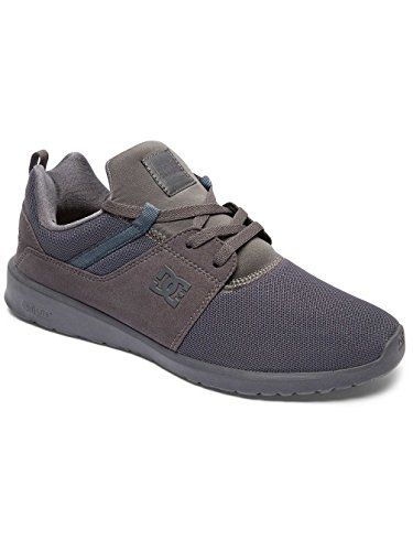 Dc Shoes - Heathrow, Sneakers, unisex Gris - Grey