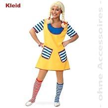Suchergebnis Auf Amazonde Für Pippi Langstrumpf Kostüm Für Erwachsene