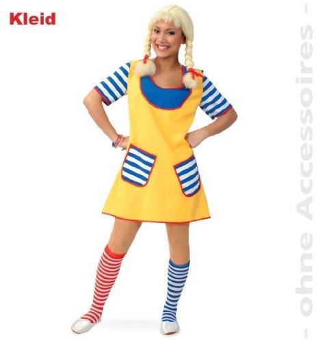 n Kleid Fasching Kostüm Gr 34 - 46 ()