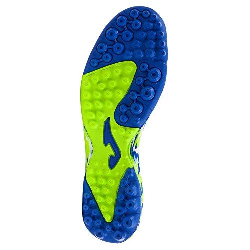 Joma , Chaussures pour homme spécial foot en salle Bianco