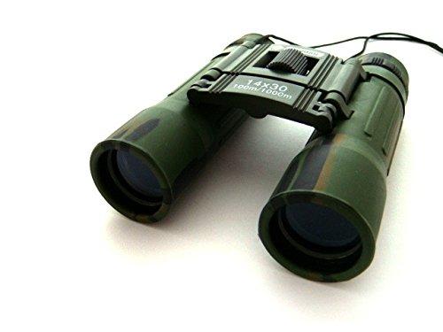 KANDAR BINOCULARS 14 X 30 Camouflage Fernglas Feldstecher mit schwarzer Gürtelasche NEU ! OVP !